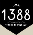 1388 Touring in other ways Sticky Logo